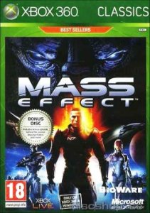 X360 Mass Effect (usado)