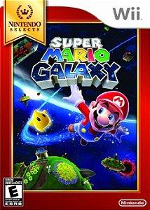 Super Mario Galaxy - Wii (usado)