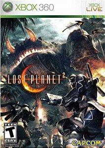 Lost Planet 2 - Xbox 360 (usado)