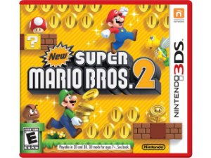 New Super Mario Bros 2 - 3DS (usado)