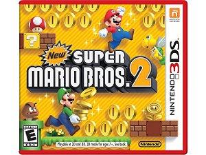 NEW SUPER MARIO BROS 2 USADO (3DS)