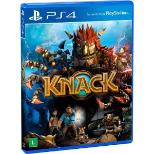 Knack - PS4 (usado)