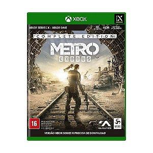 Metro Exodus: Complete Edition - Xbox Series X/Xbox One