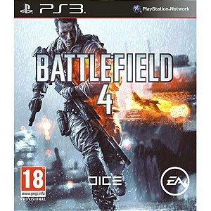 Battlefield 4 Europeu - PS3 (usado)