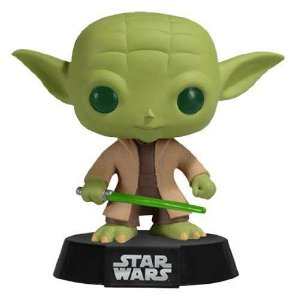 Yoda Star Wars - POP Funko 02