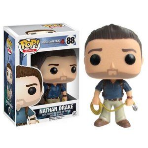 Nathan Drake: Uncharted 4 - POP Funko 88