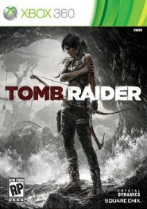 Tomb Raider - Xbox 360 (usado)