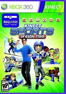 Kinect Sports: Segunda Temporada - Xbox 360 (usado)