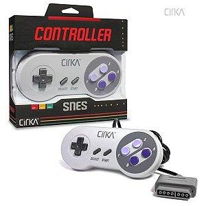Controle Super Nintendo Cirka S91