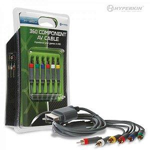 Cabo Video Componente Hyperkin - Xbox 360