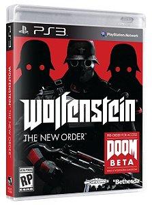PS3 Wolfenstein - The New Order