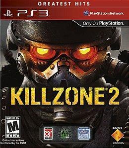Killzone 2 Hits - PS3 (usado)