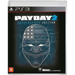 PS3 PayDay 2 - Safecracker Edition (usado)