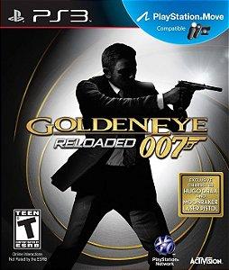 007 Goldeneye: Reloaded - PS3 (usado)
