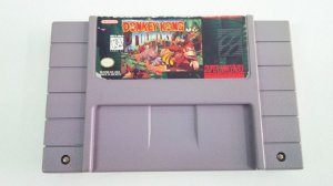 SNES Donkey Kong Country (usado)