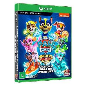 Patrulha Canina Super Filhotes: Salvam a Baia da Aventura - Xbox One