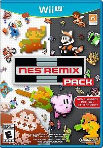 WiiU NES Remix Pack (usado)