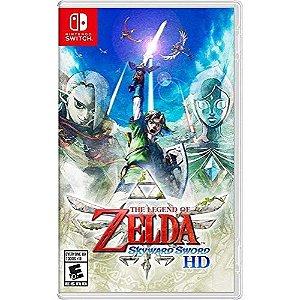 The Legend of Zelda: Skyward Sword HD - Switch