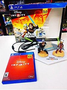 Disney Infinity 3.0 Star Wars: Starter Pack - PS4 (usado)