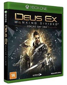XONE Deus EX - Makind Divided