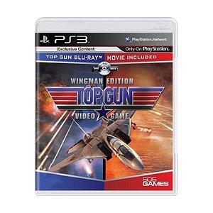 Top Gun - PS3 (usado)