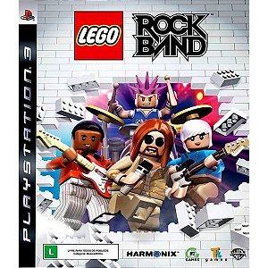 Lego: Rock Band - PS3 (usado)