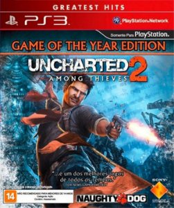 Uncharted 2: Among Thieves Hits - PS3
