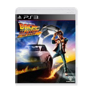 Back To The Future: The Game - PS3 (usado)