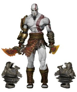 Kratos Ghost of Sparta - God of War III Neca