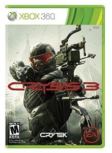 Crysis 3 - Xbox 360 (usado)