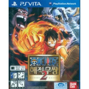 PSV One Piece - Pirates Warriors 2 (usado)