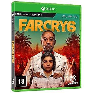Far Cry 6 - Xbox Series X/Xbox One