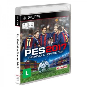 PES 2017: Pro Evolution soccer - PS3