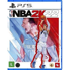 NBA 2K22 - PS5 (usado)
