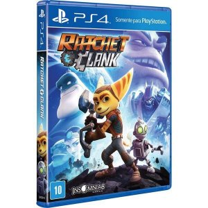 Ratchet e Clank - PS4 (usado)