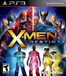 X-Men Destiny - PS3 (usado)