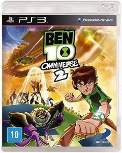 PS3 Ben 10 Omniverse 2 (usado)