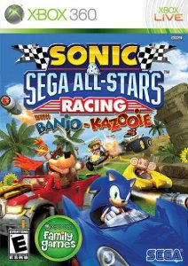X360 Sonic & Sega All-Stars Racing With Banjo-Kazooie