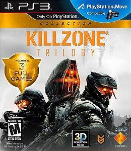 PS3 Killzone Trilogy (usado)