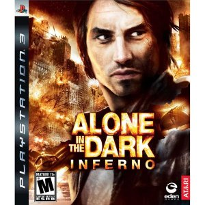 PS3 Alone in The Dark Inferno (usado)