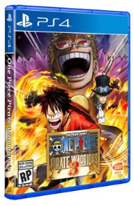 PS4 One Piece - Pirate Warriors 3 (usado)