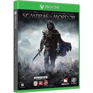 Terra Media: Sombras de Mordor - Xbox One (usado)