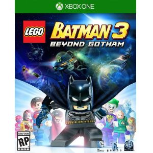 Lego Batman 3: Beyond Gotham - Xbox One (usado)