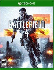 Battlefield 4 - Xbox One (usado)