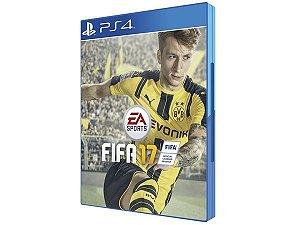 Fifa 17 - PS4 (usado)