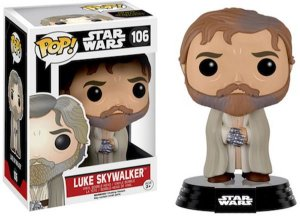 Luke Skywalker: Star Wars  Bubble head - POP Funko 106