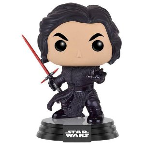 Kylo Ren Bobble-Head Star Wars - POP Funko