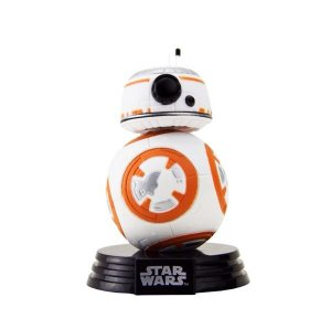 BB-8 Bobble Head Star Wars - POP Funko