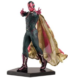 Vision Civil War Art Scale 1/10 - Iron Studios