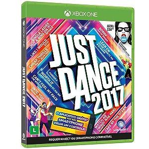 XONE Just Dance 2017